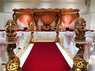 Wooden Mandap 1 KP Hall
