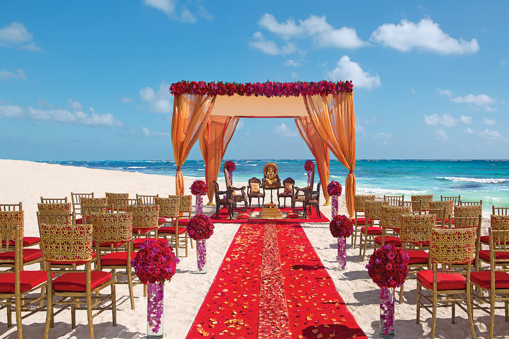 Destination weddings dynamic roadshow for What to know about destination weddings